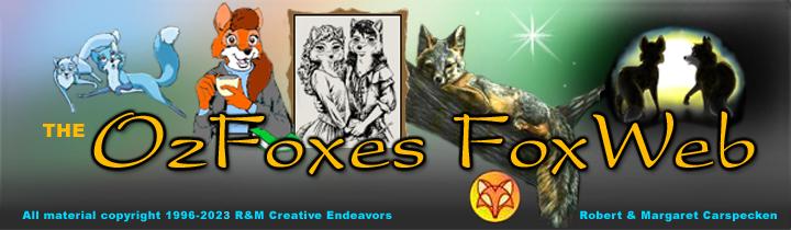 OzFoxes FoxWeb Banner